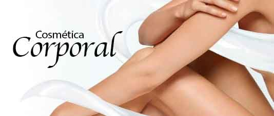 cosmética corporal